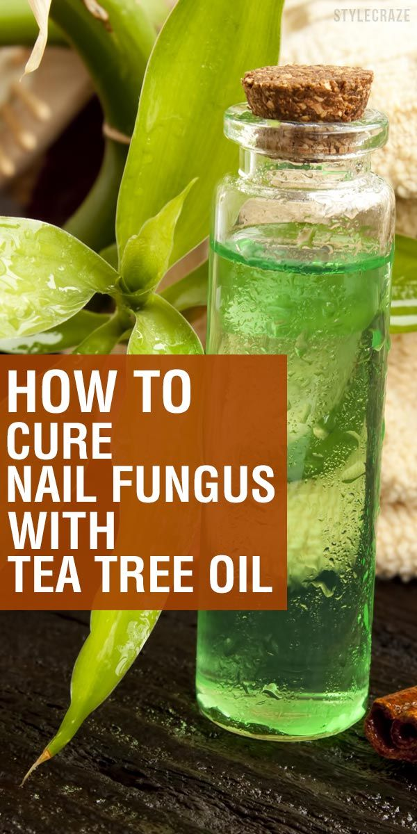 How To Cure Nail Fungus With Tea Tree Oil?