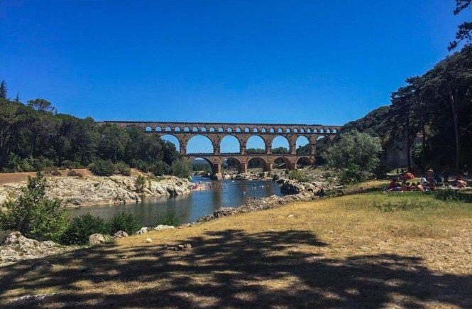 Pont du Gard, sul da França.