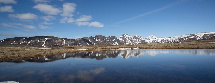 Iceland - Heading towards Gullfoss