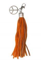 Llavero Flecos naranja - Tiza Caliza - online - Fotter.com.ar