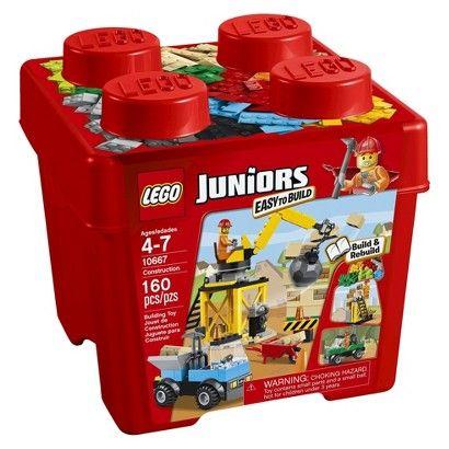 Jackson - LEGO® Juniors LEGO® Juniors Construction 10667