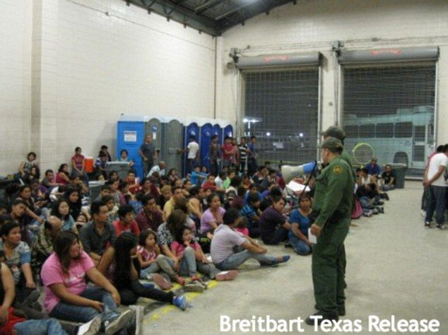 Obama's two-year 'amnesty' for illegal immigrant minors sparks TWELVE-FOLD spike in numbers pouring across border  Read more: http://www.dailymail.co.uk/news/article-2653063/Republicans-claim-Obama-policy-enticed-tens-thousands-homeless-illegal-immigrant-children-cross-border-landing-secret-government-holding-pens.html#ixzz34BUvB6HL  @MailOnline Pics on Twitter   DailyMail