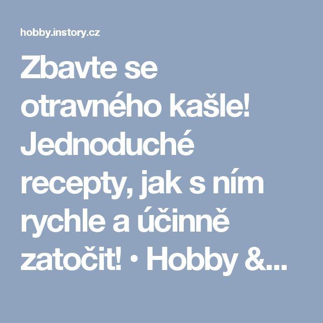 Zbavte se otravného kašle! Jednoduché recepty, jak s ním rychle a účinně zatočit! • Hobby / inStory.cz