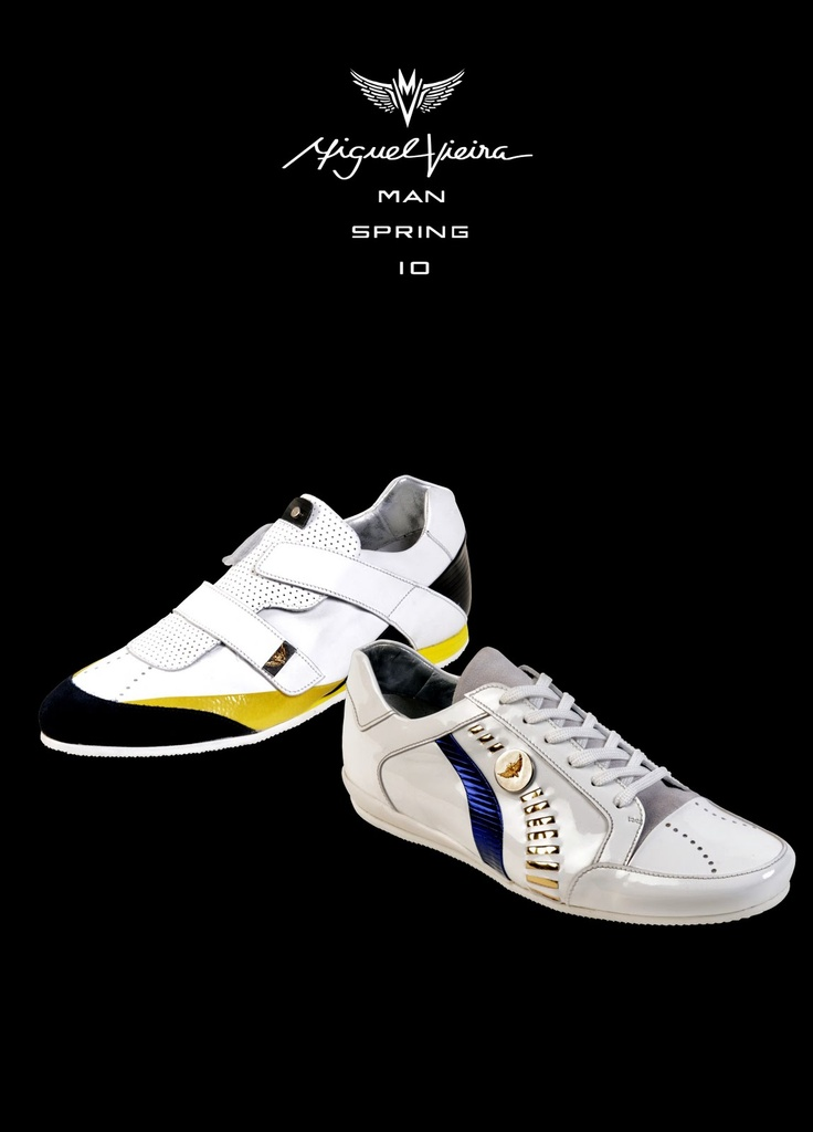 Miguel Vieira Sneakers Wtf Shoes Pinterest