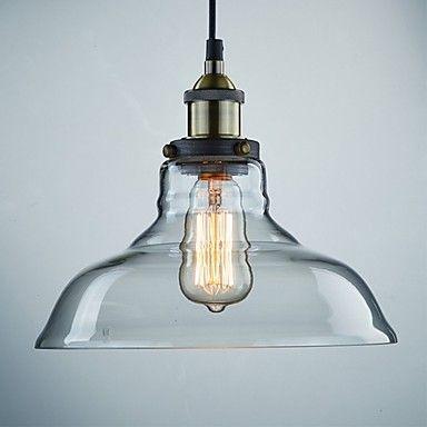 Pendant+Lights+Traditional/Classic+/+Vintage+/+Retro+Dining+Room+/+Study+Room/Office+/+Hallway+Metal+–+GBP+£+41.81