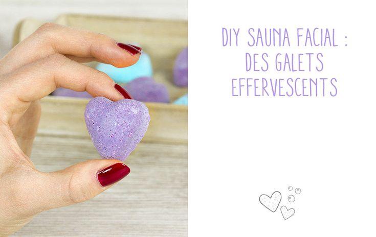 DIY Sauna facial maison : galets effervescents - Jardinerie Truffaut: événement jardinerie Truffaut