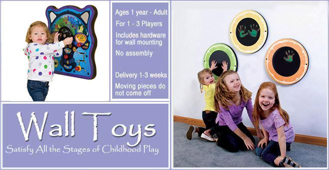 Wall Toys For Waiting Rooms
