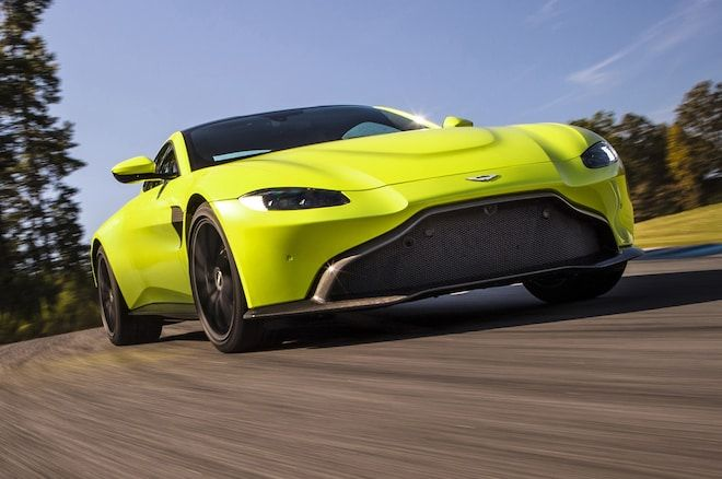 2019 Aston Martin Vantage First Look - Motor Trend