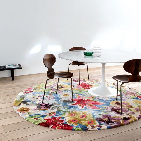 Diametro 230 cm composizione lana e viscosa www.renzisantaarredamenti.it