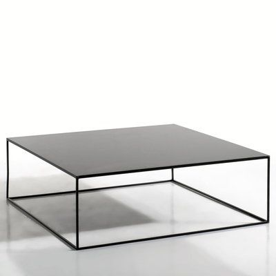 31 best coffee table images on pinterest low tables - Petite table basse carree ...