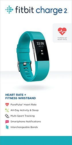 Fitbit-Charge-2-Heart-Rate-Fitness-Wristband-Teal-Small-US-Version