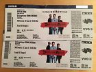 #lastminute  2 Depeche Mode Tickets 07.06.2017 Dresden FOS 2 Front of stage 2 #chf