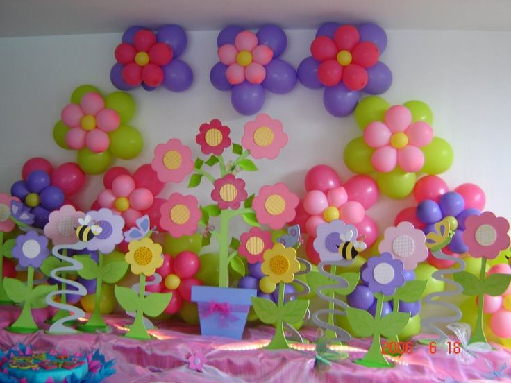 Decoracion flores y mariposas de todo para ambientar for Mural de flores y mariposas