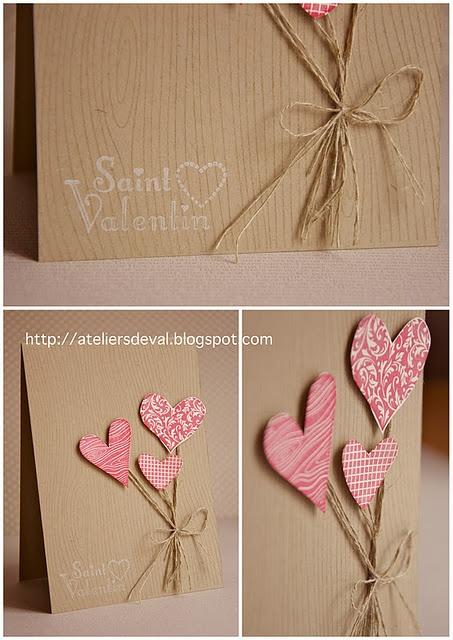 Cartão valentines