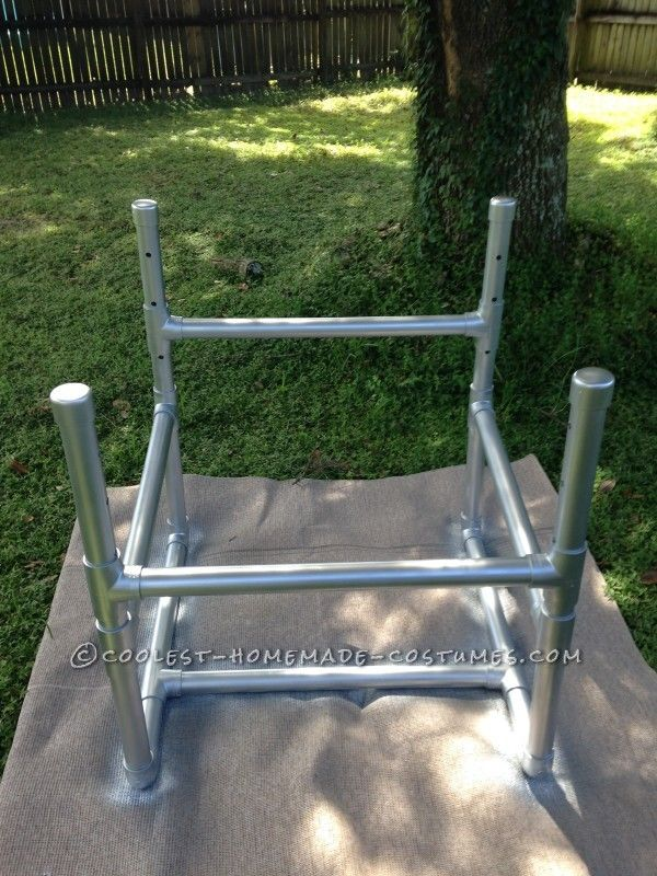 Wrestling Rink Wheelchair Costume...