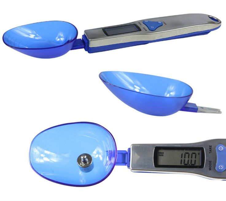 High-precision Digital Scale Measuring Spoon 500/0.1g LCD Kitchen Scales Jewelry Gold Food Weight Scale