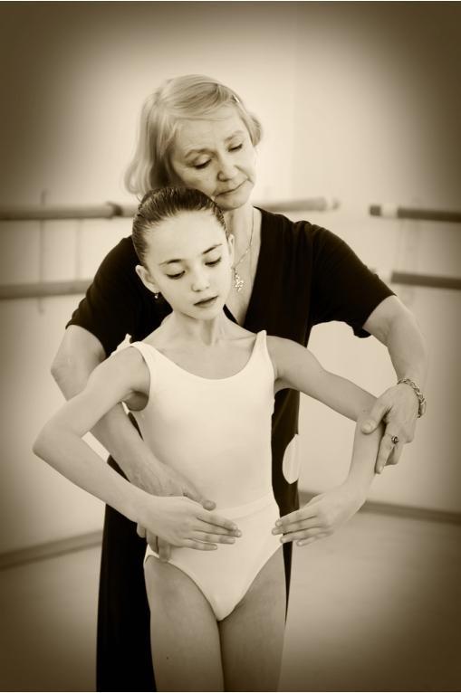 Vaganova ballet student and teacher. Photography by Stanislav Belyaevsky ♥ www.thewonderfulworldofdance.com #ballet #dance