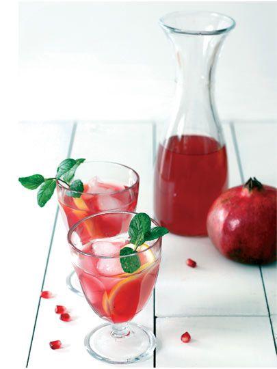 Narlı, Buzlu Yeşil Çay Tarifi - İçecekler Yemekleri - Yemek Tarifleri