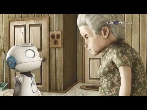 Cambio de Pilas (Cortometraje Animado 3D) HD Amistad, amor, pérdida