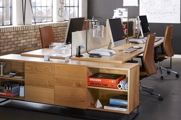 Industrial Benching - Benching Systems - Desks+Tables - West Elm Workspace