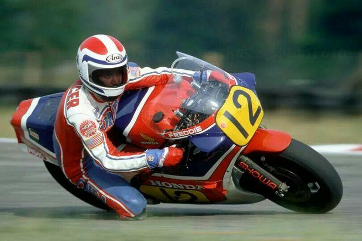 Freddie Spencer NS500