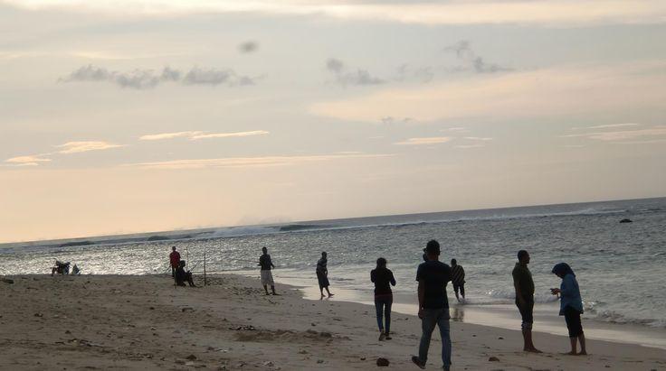 Sunset on Lampe'u Aceh