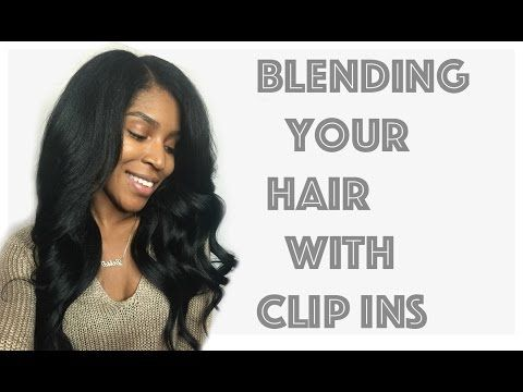 Best 25 knappy hair extensions ideas on pinterest afro hair blending your hair with clip ins knappy hair extensions youtube pmusecretfo Choice Image