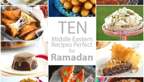 10 (mostly) Middle Eastern Recipes Perfect for Ramadan