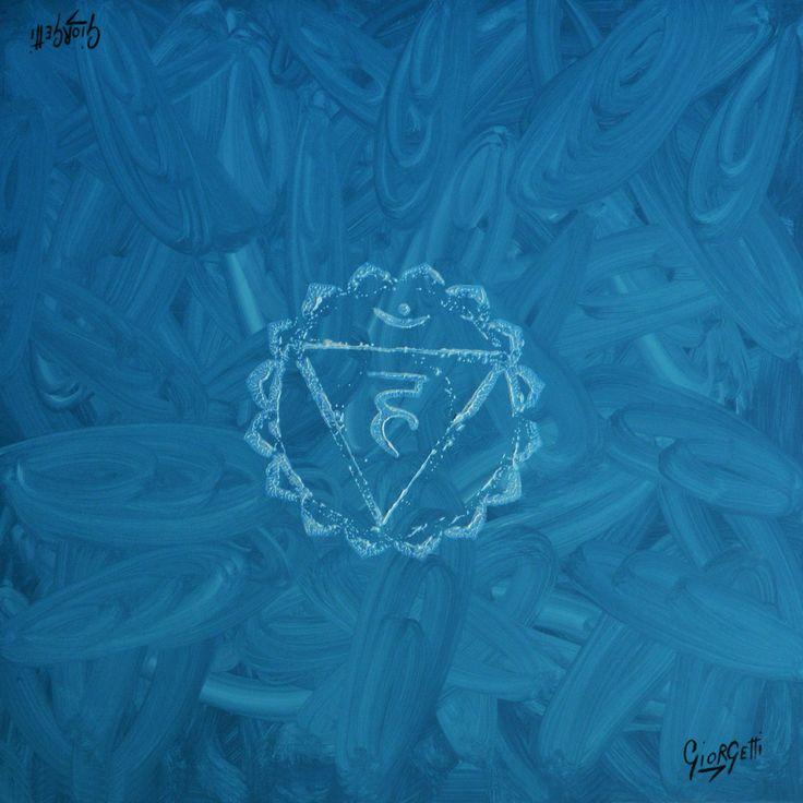 Chakra 5 Azzurro