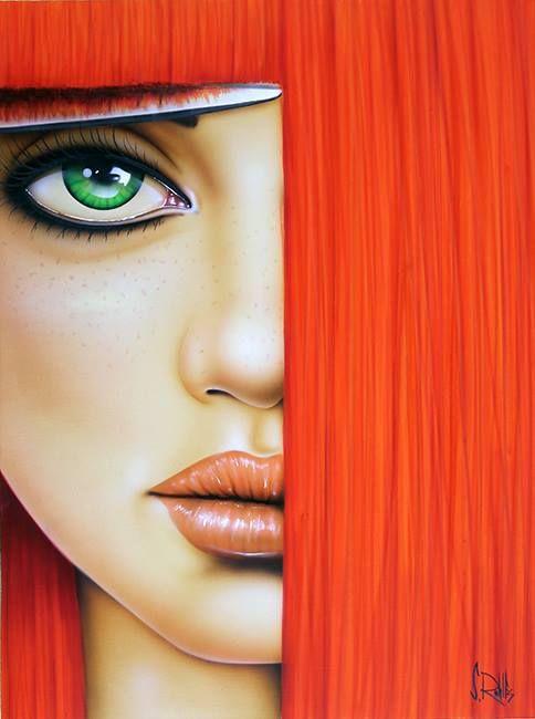 Scott Rohlfs Art....'Bangin' –