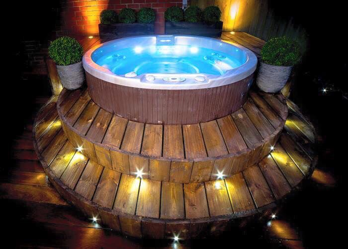 23 best hot tub images on Pinterest | Pool spa, Pools and Spa