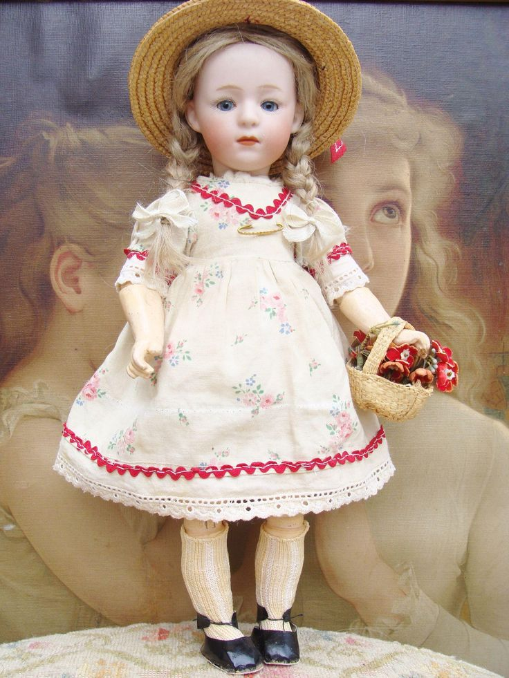 Adorable antique Heubach Bebe from a-sunday-in-the-attic on Ruby Lane