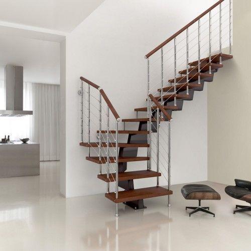 Great DIY Modular Stairs
