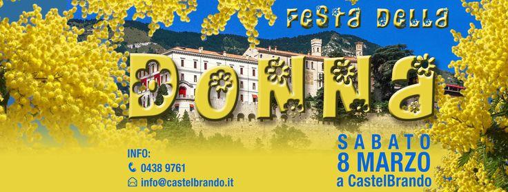 #FestadellaDonna a #CastelBrando!