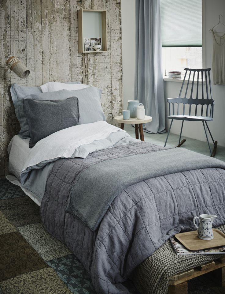 We recreate the peace & quite of nature in our city apartments with new interior trend Country Bliss - http://www.woonmodetrends.nl/