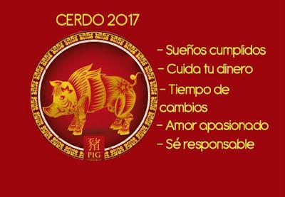 1911, 1923, 1935, 1947, 1959, 1971, 1983, 1995, 2007       El año del Gallo de Fuego Rojo Yin comienza el día 28 de Enero 2017 y termina el...