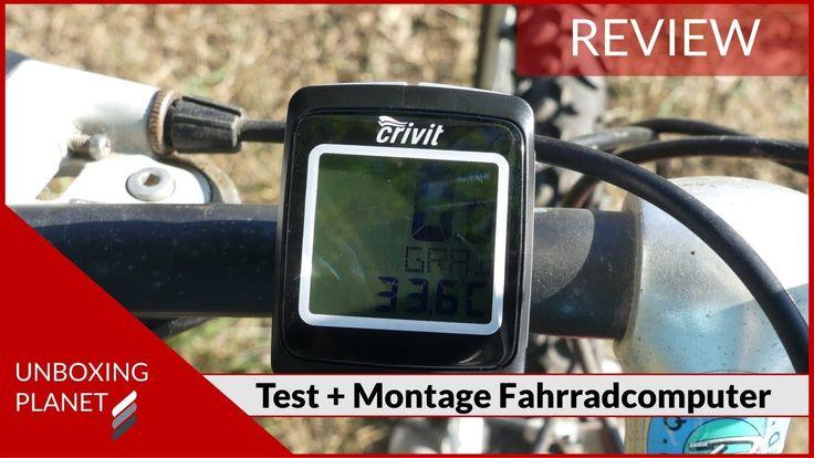 Video mit Test und Befestigung des Fahrradcomputers mit CO2-Funktion #video #test #befestigung #fahrradcomputer #co2funktion
