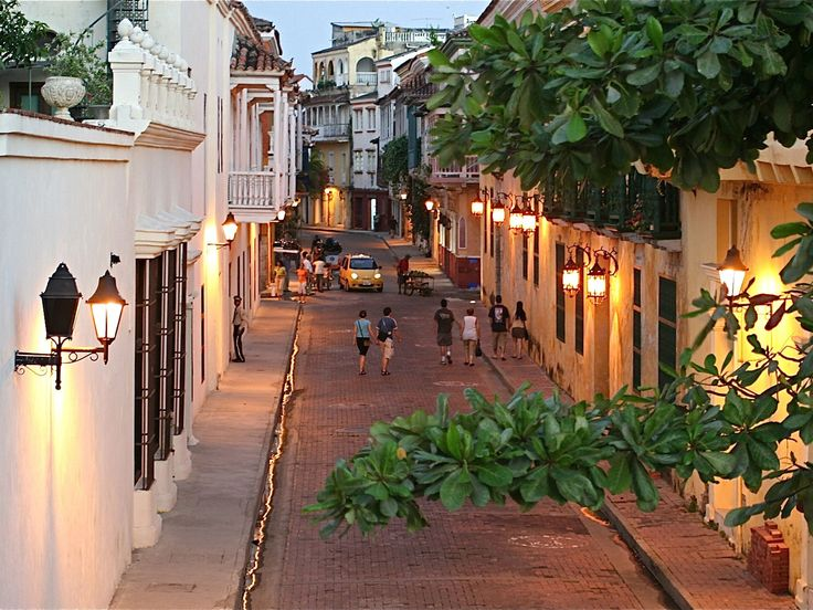 Top 15 Places to Go in 2015 - Cartagena, Colombia - Cartagena, a perfectly preserved 17th-century port city on the Caribbean coast of Colombia.