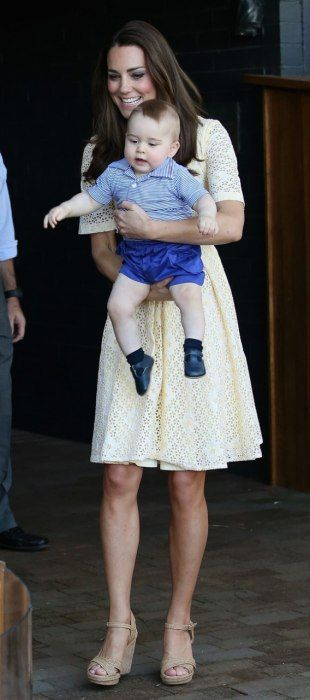 Kate Middleton Photos Photos: The Duke And Duchess Of Cambridge Tour  Australia And New Zealand - Day 14