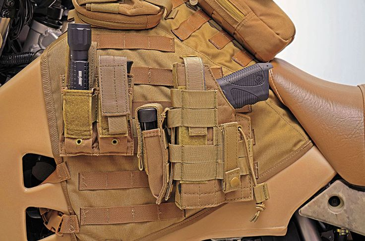 Tankvest MOLLE