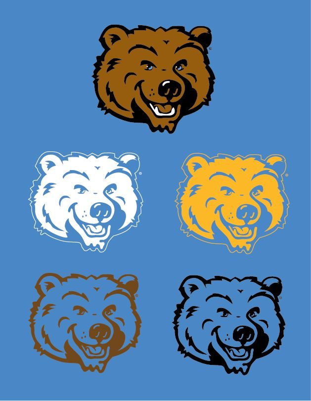 ucla logo coloring pages - photo#21