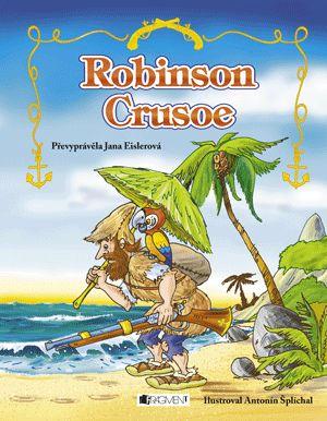 Robinson Crusoe – pro děti | www.fragment.cz