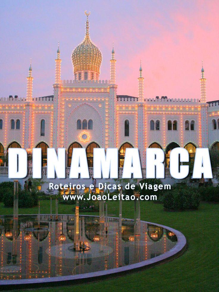 Visitar Dinamarca: roteiros, guia de melhores destinos para viajar, fotos, transportes, alojamento, restaurantes, dicas de viagem e mapas.