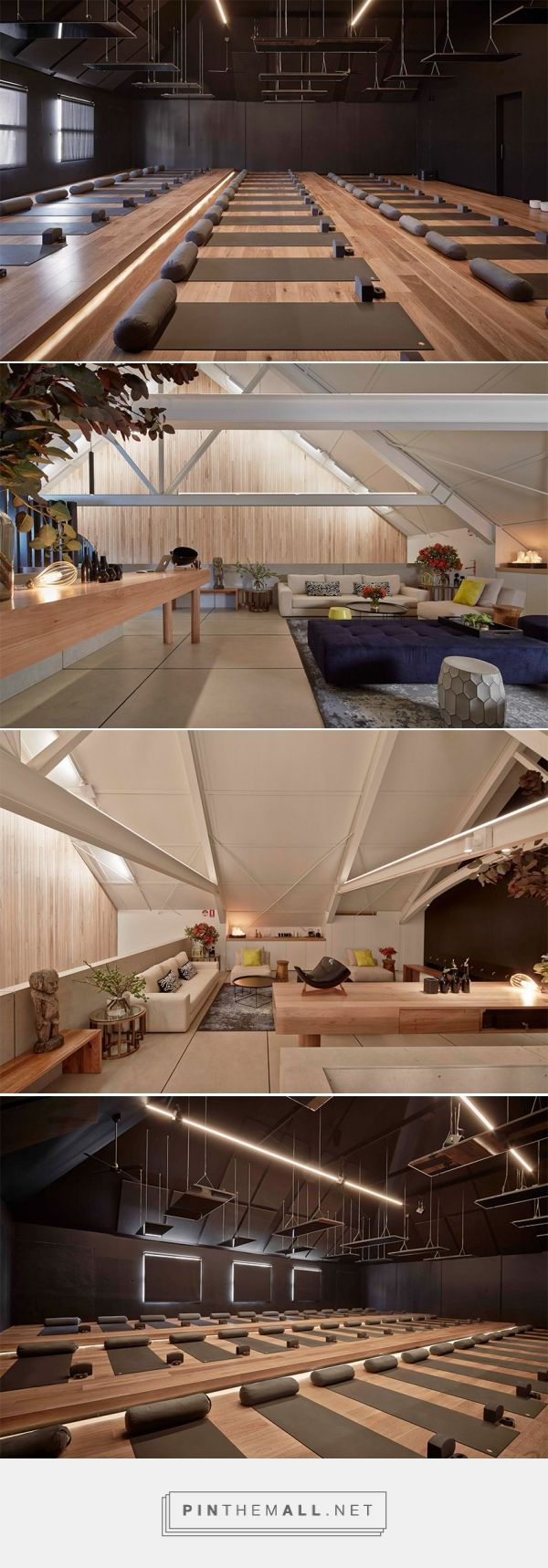 The Cool Hunter - Humming Puppy Yoga Studio, Prahran, Melbourne - created via http://pinthemall.net