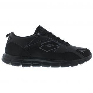 lotto S3537 ROBERT PU Siyah Erkek Günlük Spor Ayakkabısı