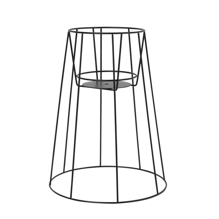 Cibele plant stand - OK Design - Home of the Acapulco Chair