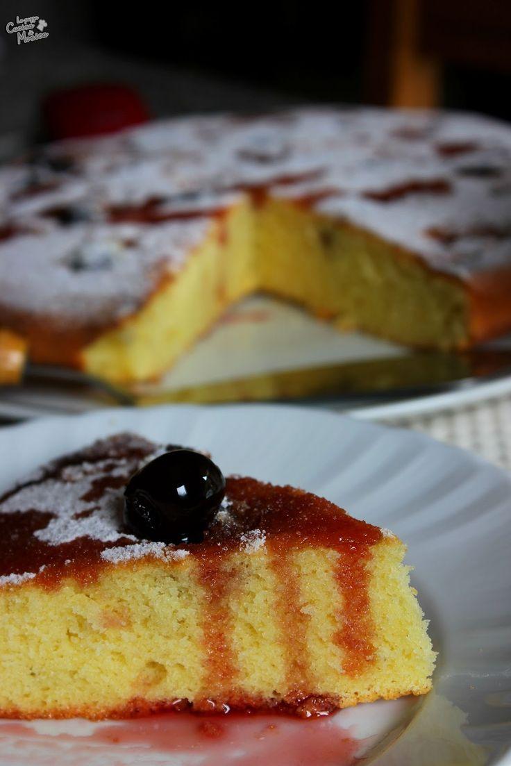 Ma cos'è il kefir? Torta al Kefir e amarene | La pazza cucina di Monica