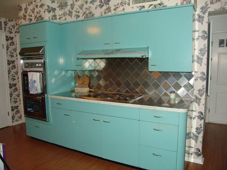 Part of our Aqua Kitchen Laurie