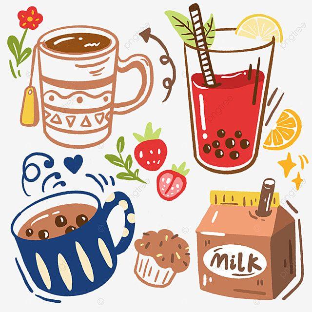 Pearl Milk Tea Milk Cup Straw Cup Pearl Milk Tea Straw Cup Png Transparent Clipart Image And Psd File For Free Download Milk Tea Tea Illustration Milk Art