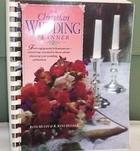 Christian Wedding Planner Like New Ruth Muzzy R Kent HughesChristian Wedding Planner, Ruth Muzzy, Kent Hugh, Christian Weddings, Wedding Ideas, Wedding Planners,  Dust Covers, Christianbook Com, Book Jackets
